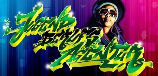 """Graffity """"Jugendberufsagenutur"""""""